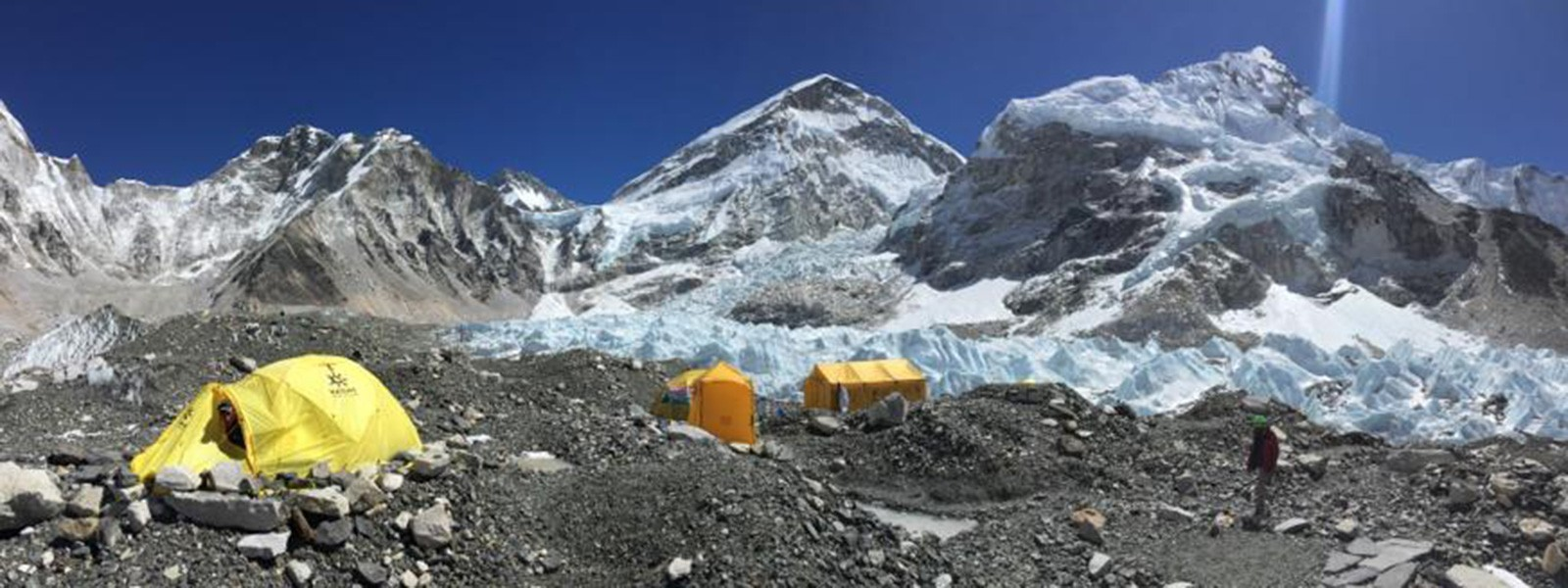 Everest Base Camp group